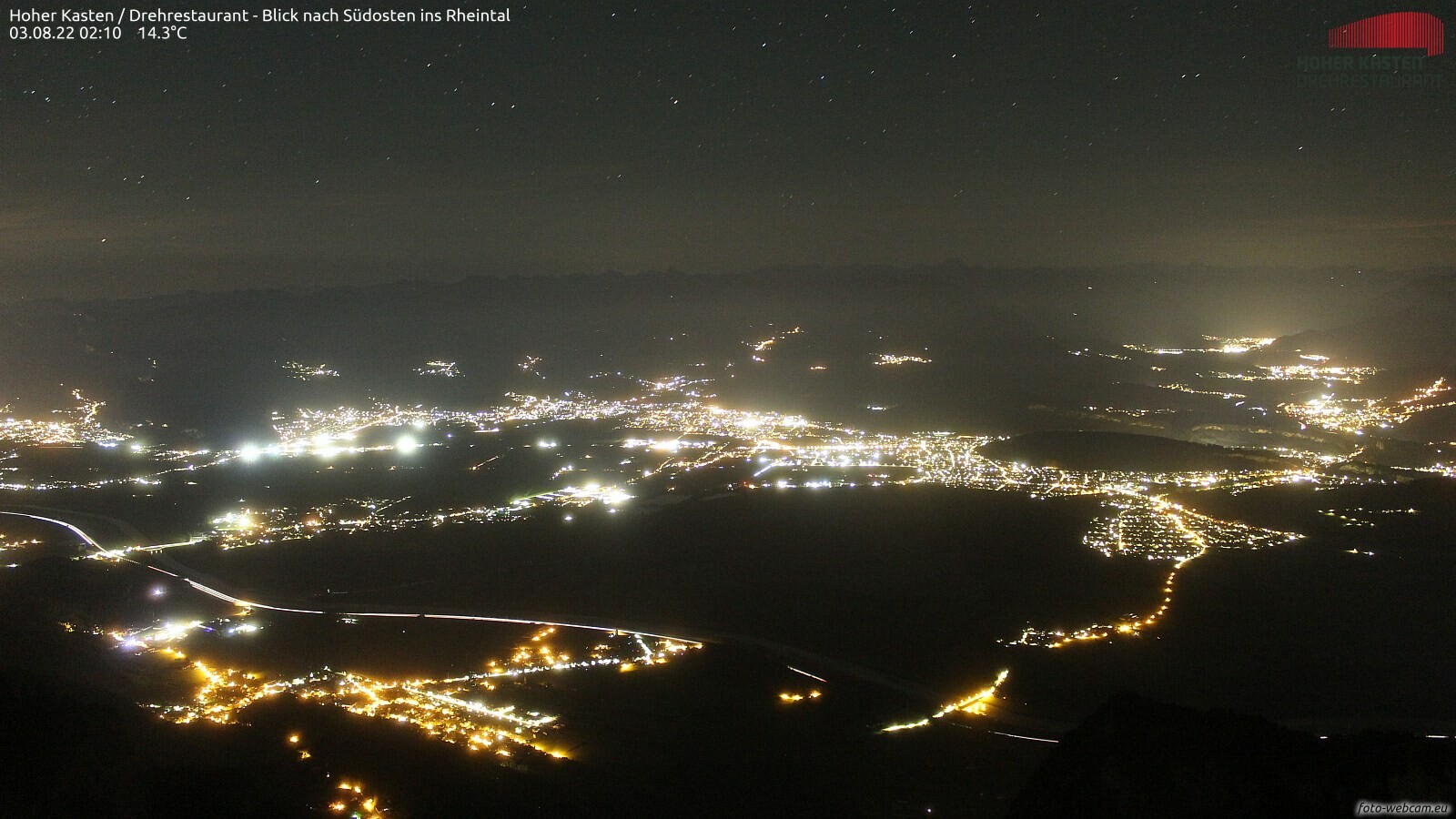 Webcam Hoher Kasten Full Hd 1795m Wetterringat